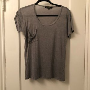 Tops - Kain grey shirt
